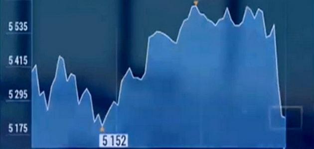 سوق الاسهم تداول بورصة الاسهم تداول مؤشرات البورصة سوق الاوراق المالية السوق العربي